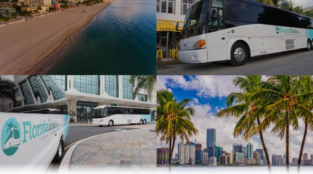 Need a Charter Bus in Florida? Call Us Today!
