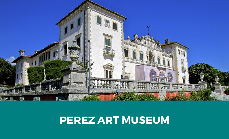 Perez Art Museum Florida tours