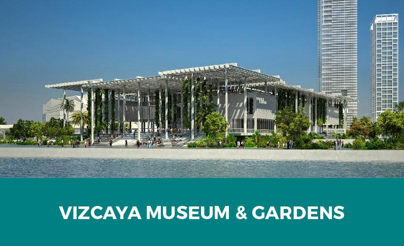 FloridaTours.com Vizcaya Museum- Gardens