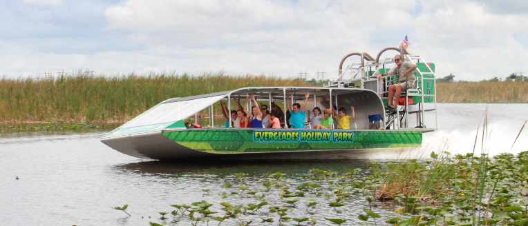 There's a Lot to Learn about the Florida Everglades