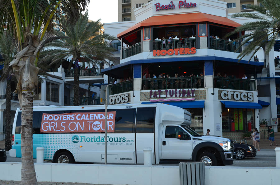 Bus Rental in Florida