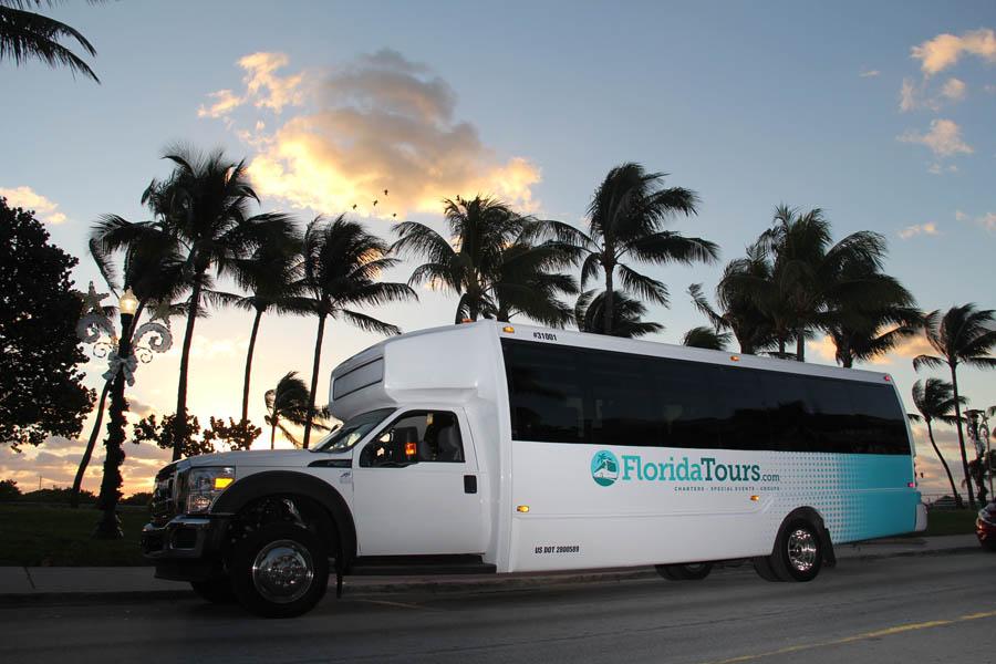 Bus Charter FloridaTours.com