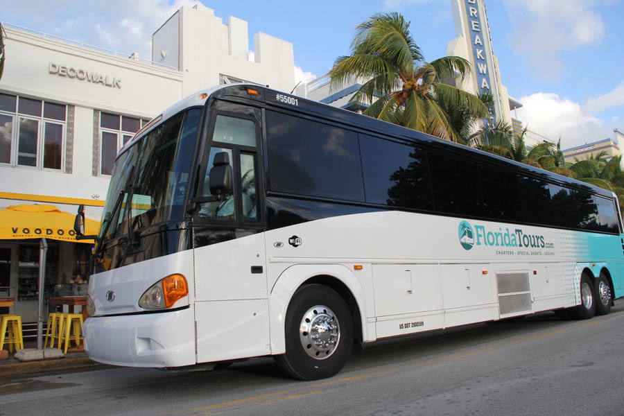 Florida Tours Bus Charter