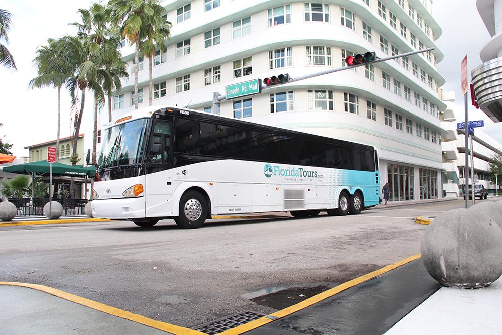 floridatours.com charter buses