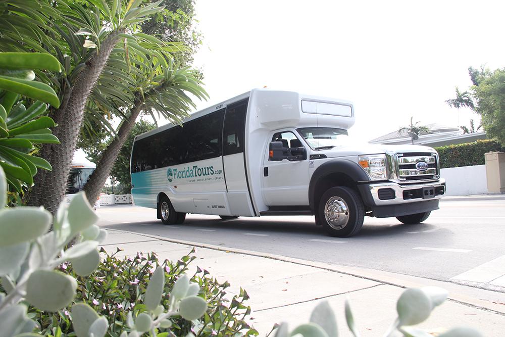 Mini Bus Florida Tours