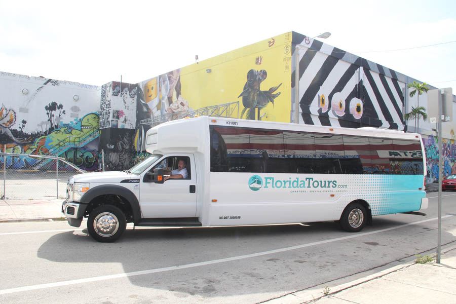 Fort Lauderdale Motorcoach