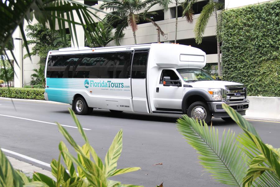 Motorcoach Miami