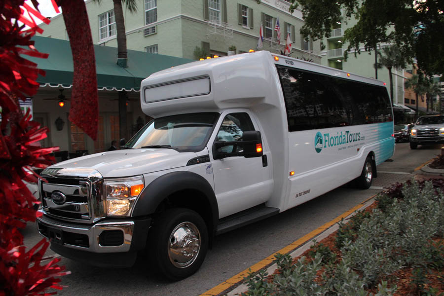 Bus Rental Florida Tours