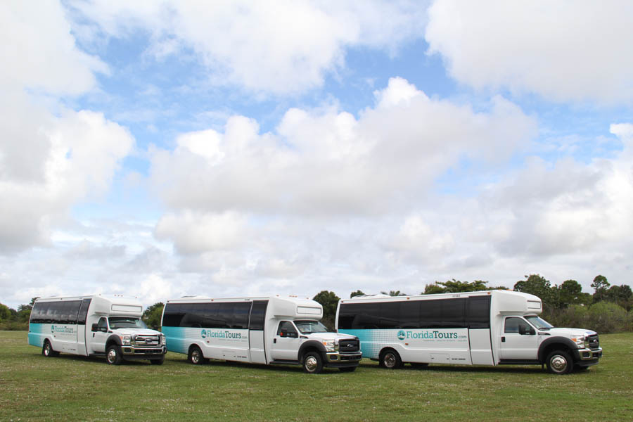 Bus Fleet Florida