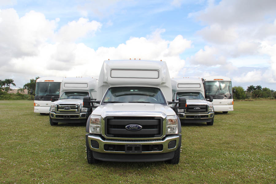 Florida Tours Bus Fleet