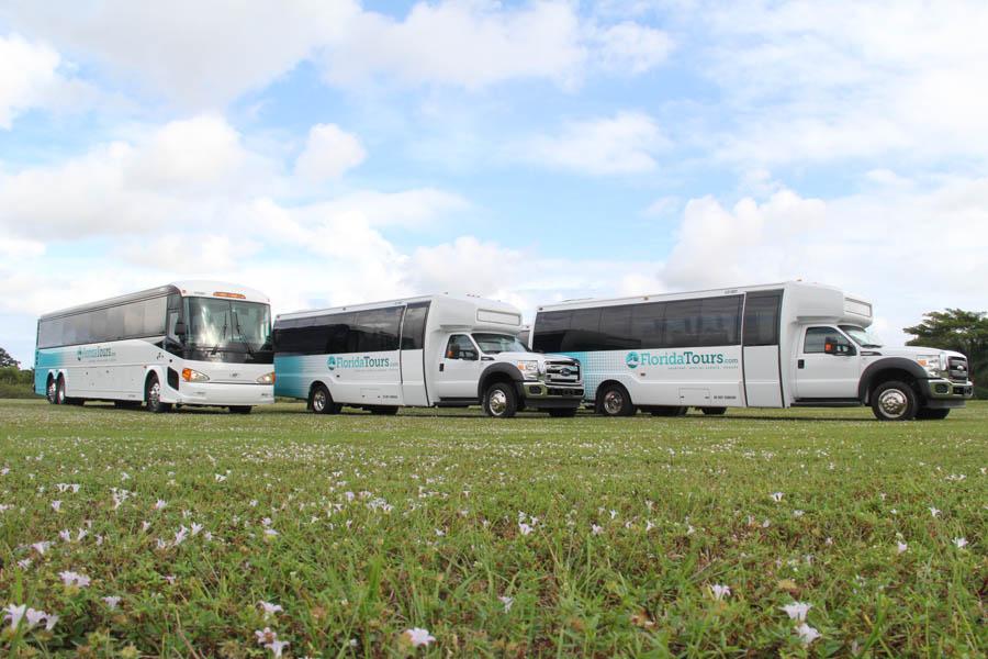 Floridatours.com Bus Fleet
