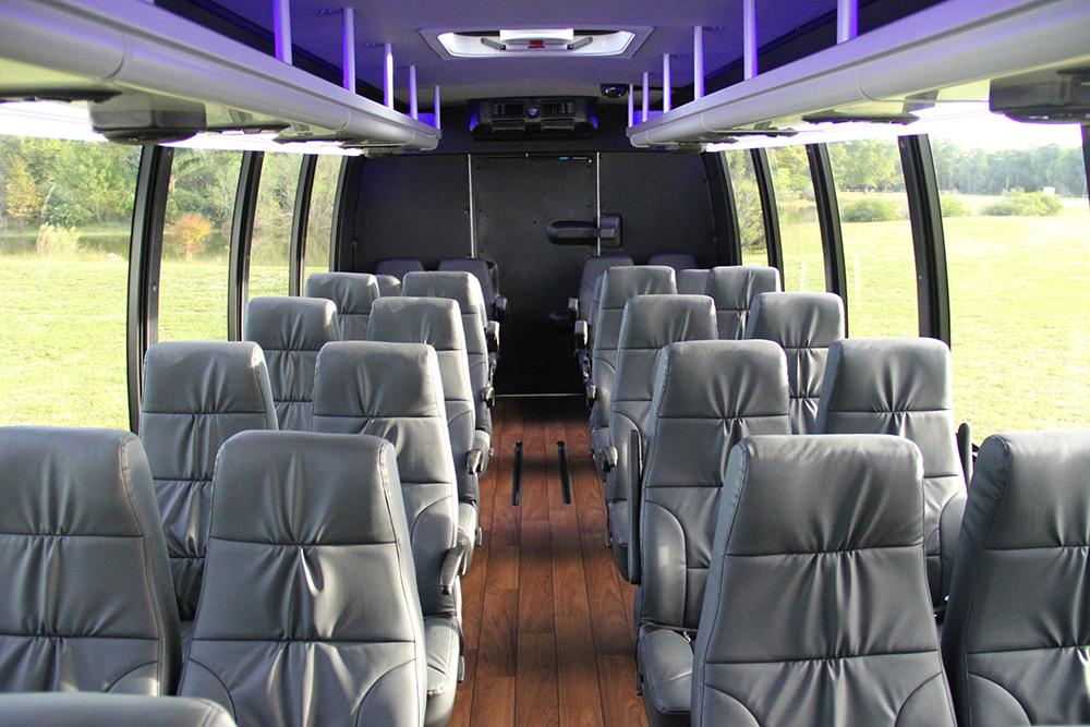 bus charter Florida