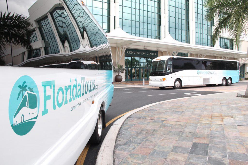 Charter Bus Travel Often Better than Air Travel