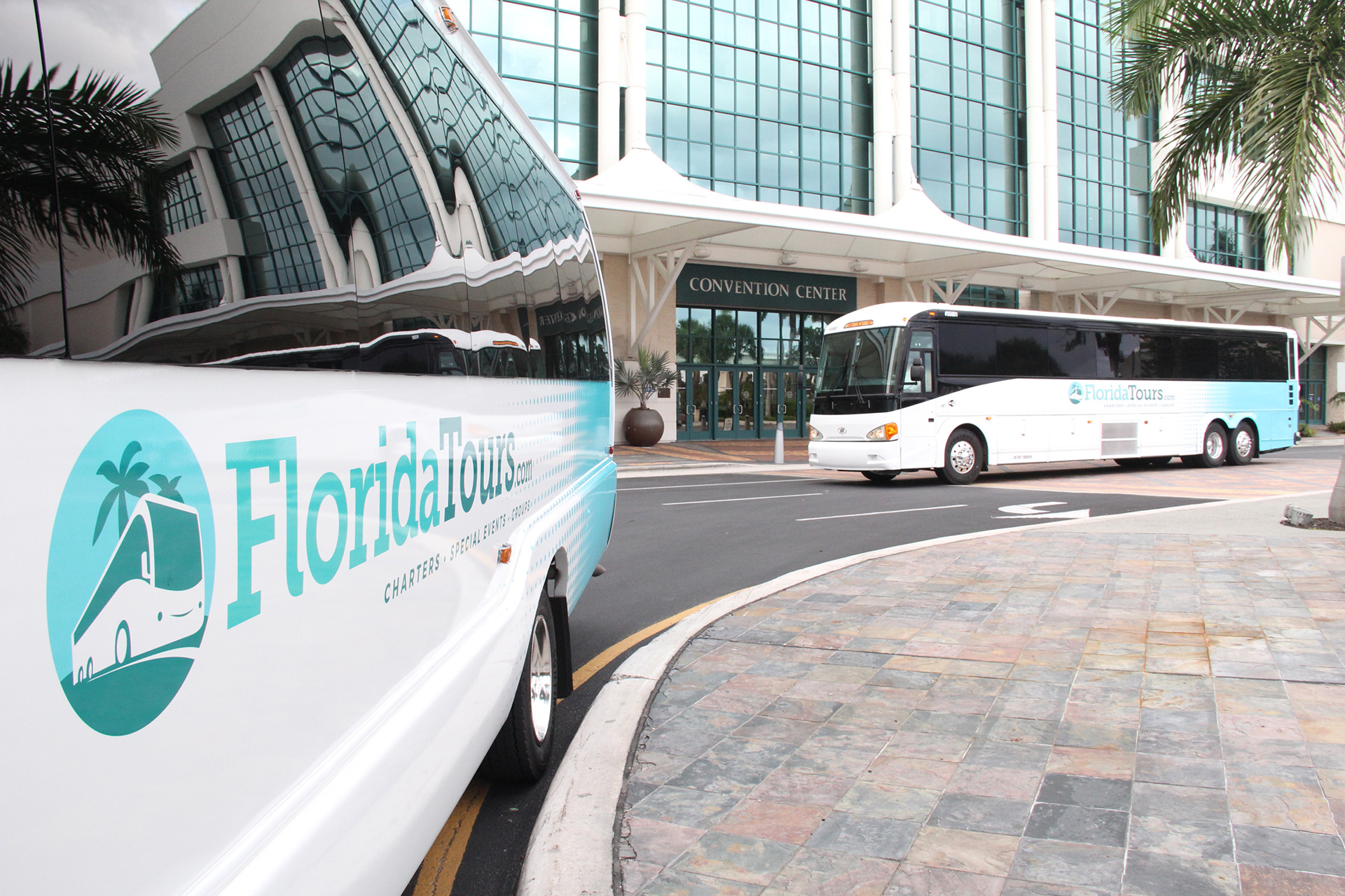 fort Lauderdale Charter Bus
